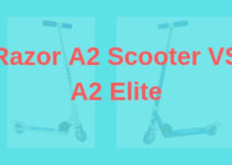 azor A2 Scooter VS A2 Elite