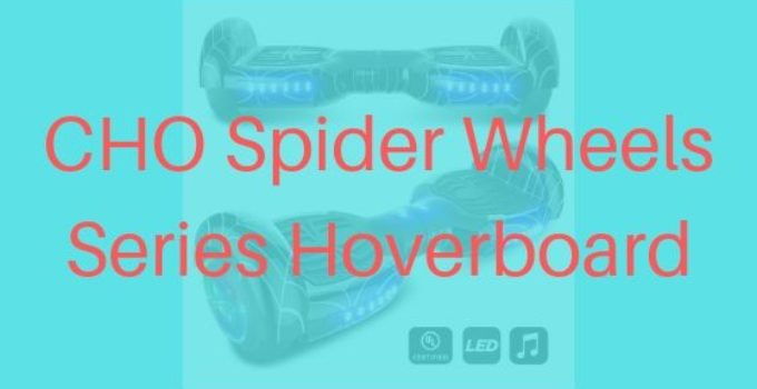 CHO Spider Wheels Series Hoverboard
