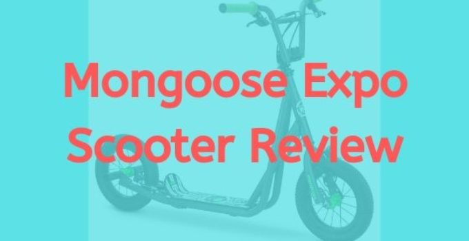 Mongoose Expo Scooter Review